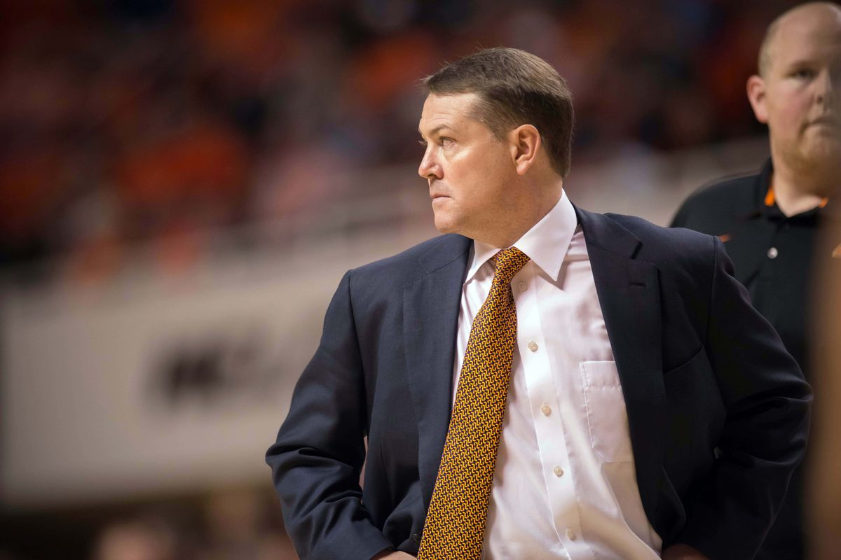 This really could be Travis Ford's last rodeo.