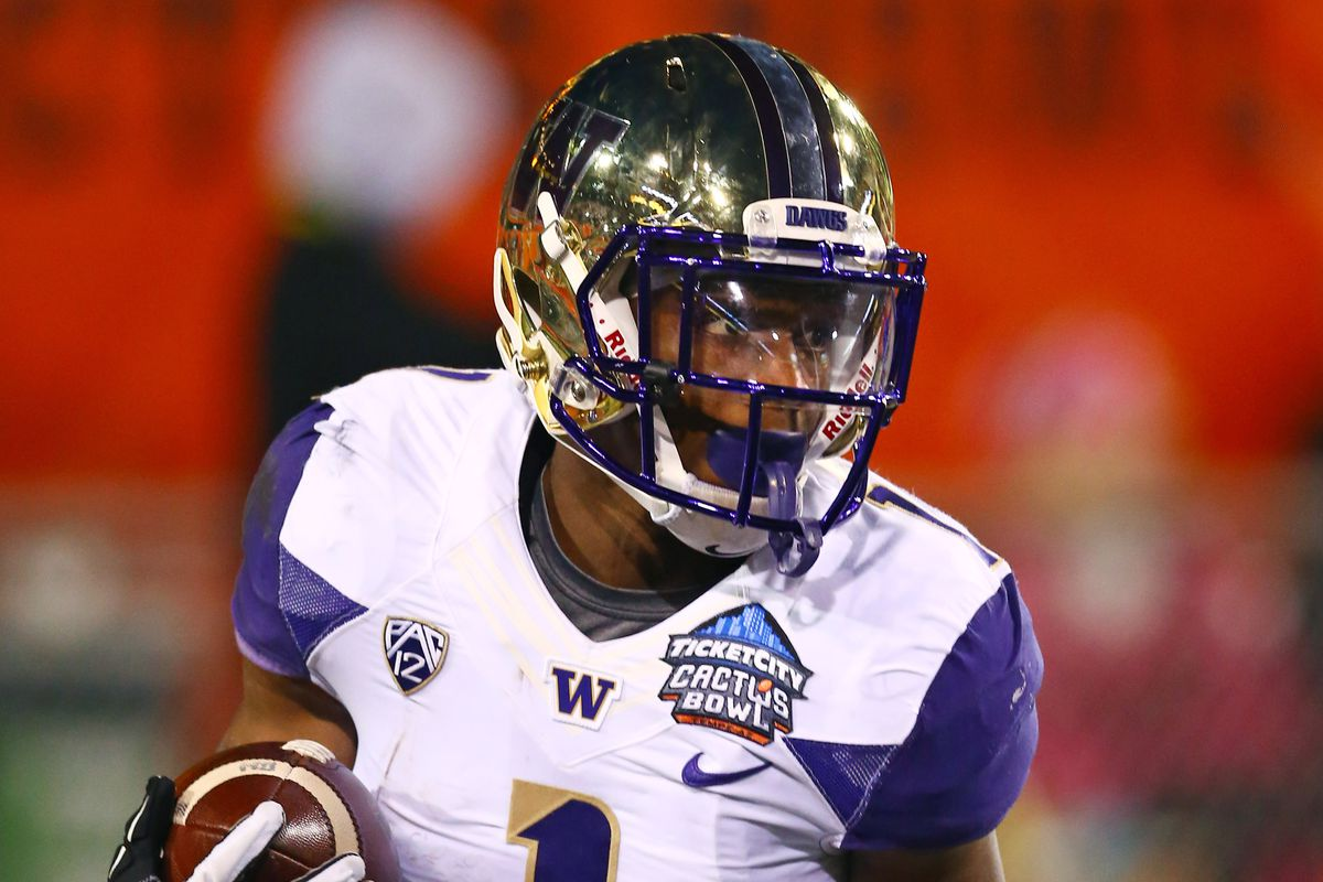 WR turned CB turned WR again John Ross made a welcome return to practice today