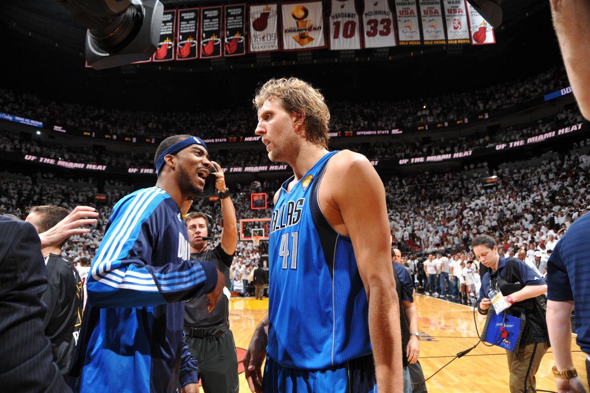 2011 NBA Finals - Dallas Mavericks v Miami Heat
