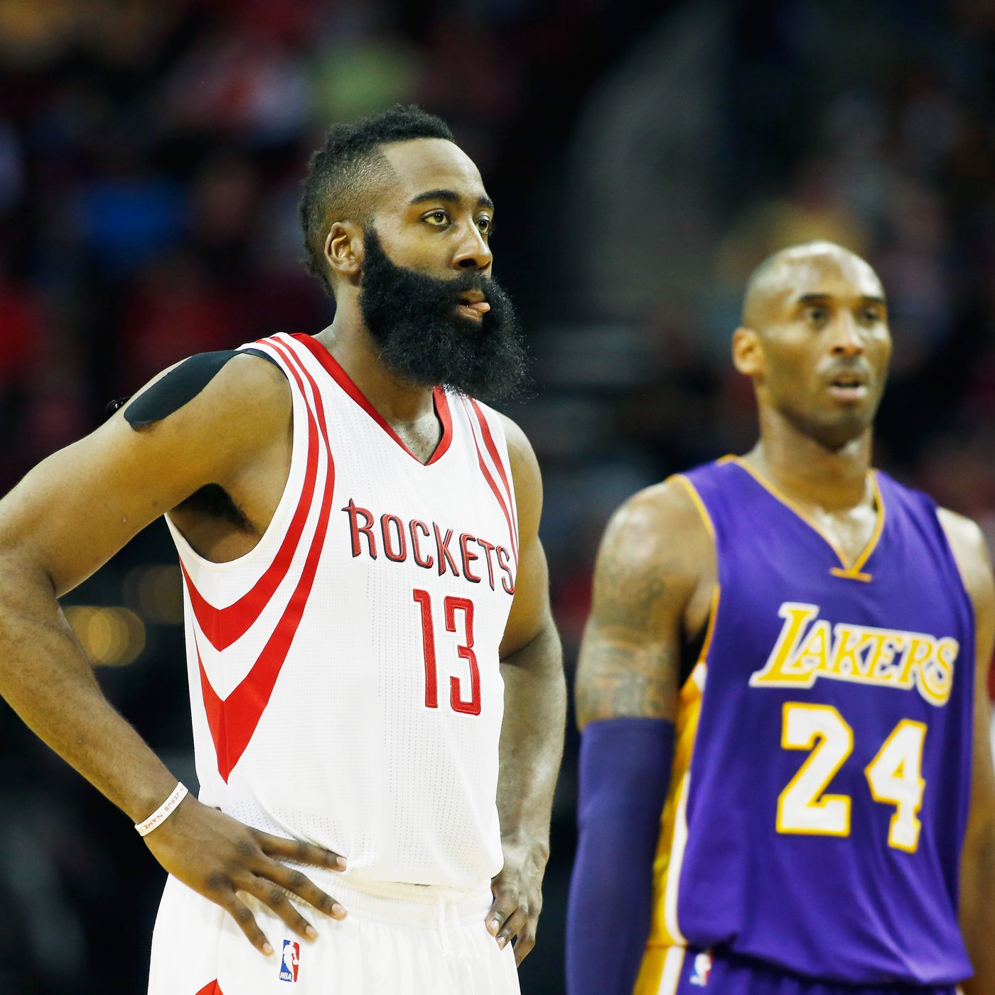 ee2b743163e Luke Walton says James Harden s historic scoring run reminds him of Kobe  Bryant