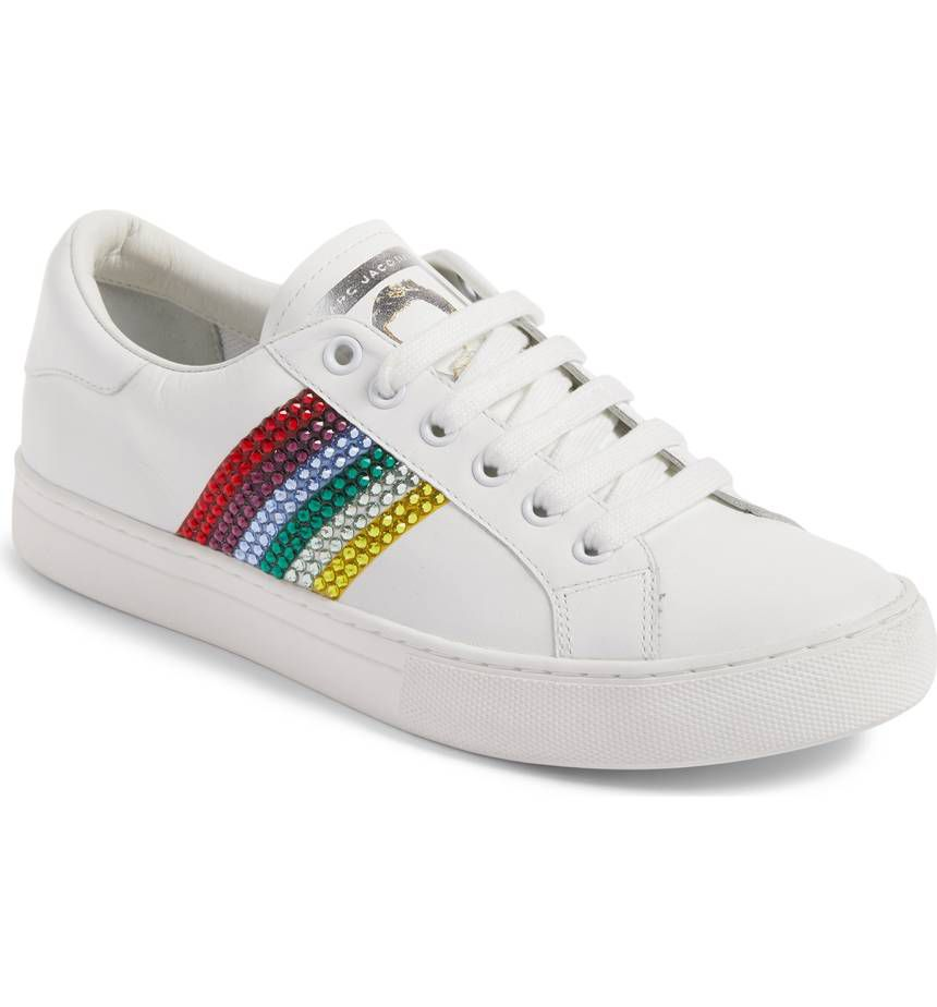 Marc Jacobs Empire Embellished Sneaker, $176.98 (was $295)