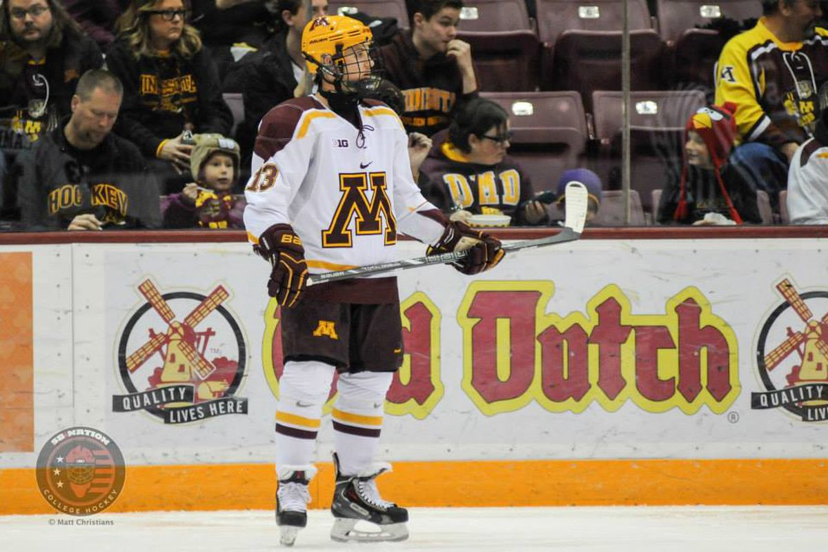 Minnesota freshman forward Taylor should be returning this weekend against Michigan State