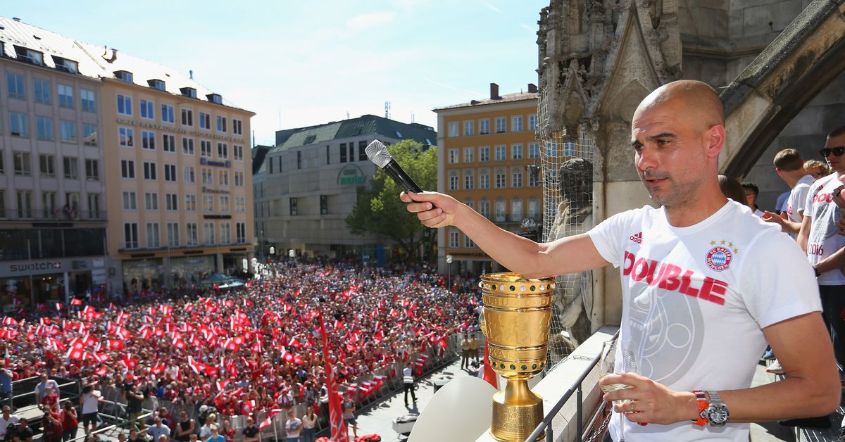 Bayern Munich are ready to accept Pep Guardiola's challenge - Bavarian Football Works