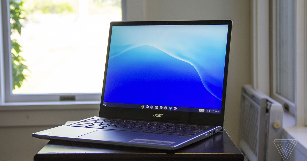 Acer Chromebook Spin 713 (2021) review: victory lap
