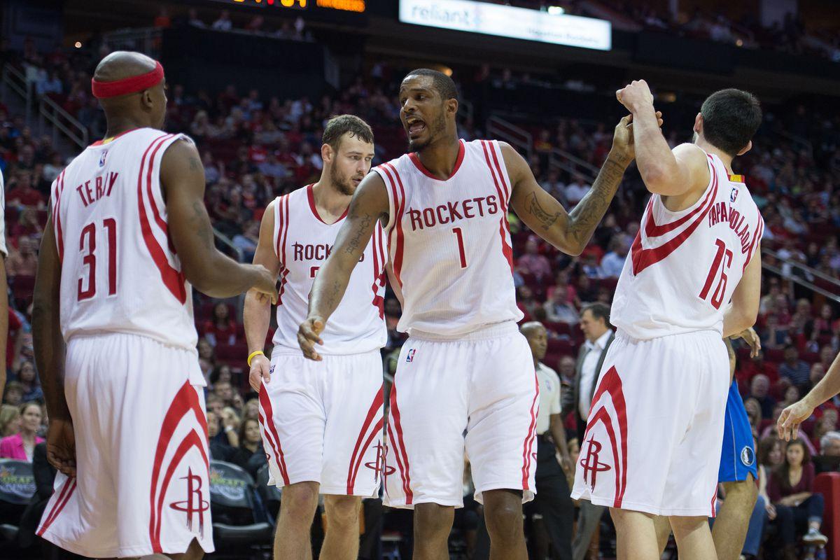 These guys beat the Mavericks. Yes, these guys.