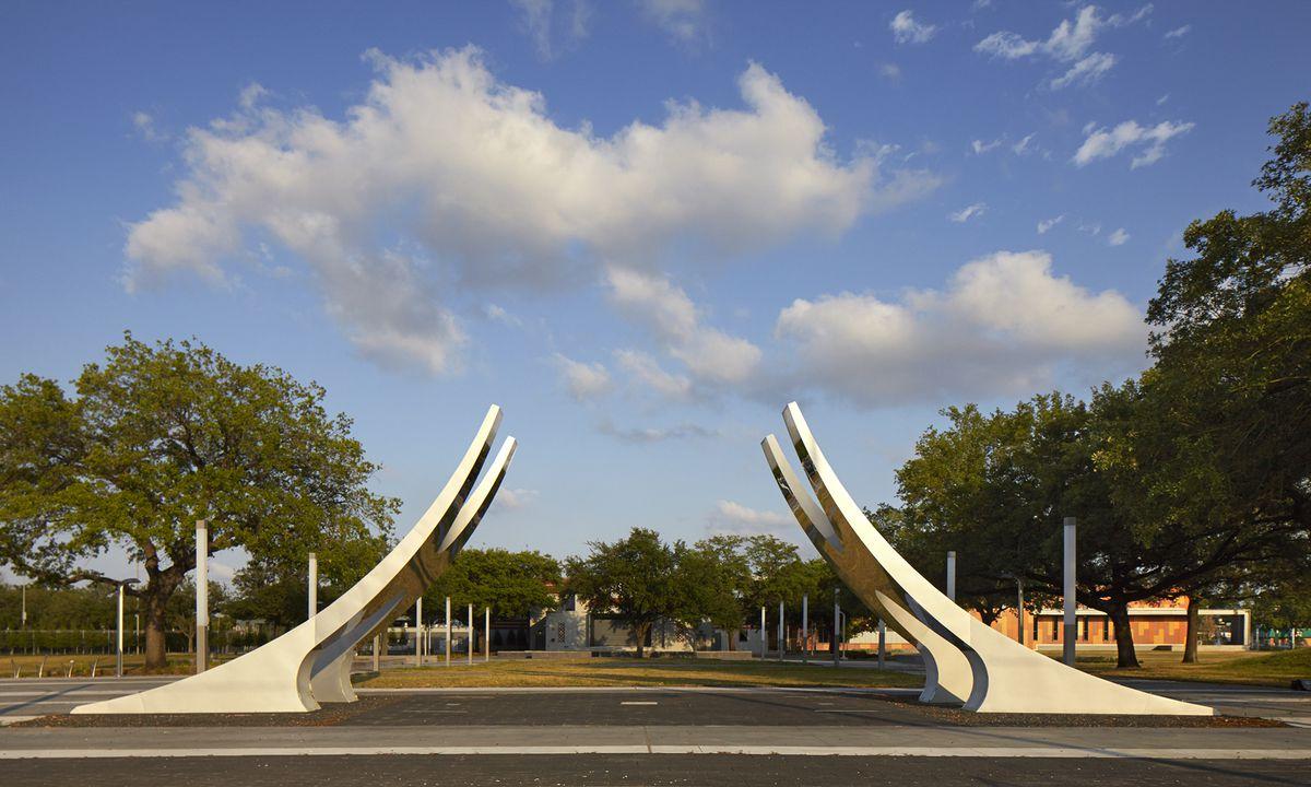 Photos Houston S Emancipation Park Reborn After 33 5m