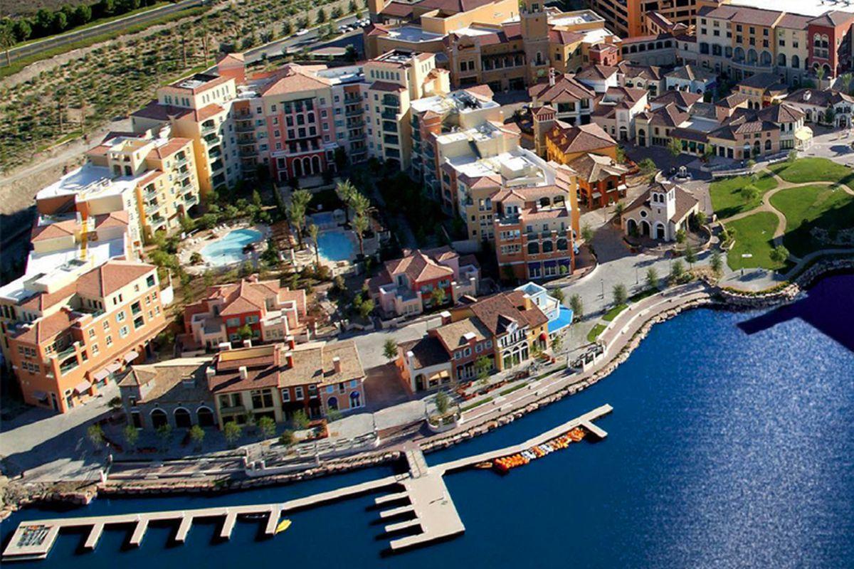 Montelago Village at Lake Las Vegas