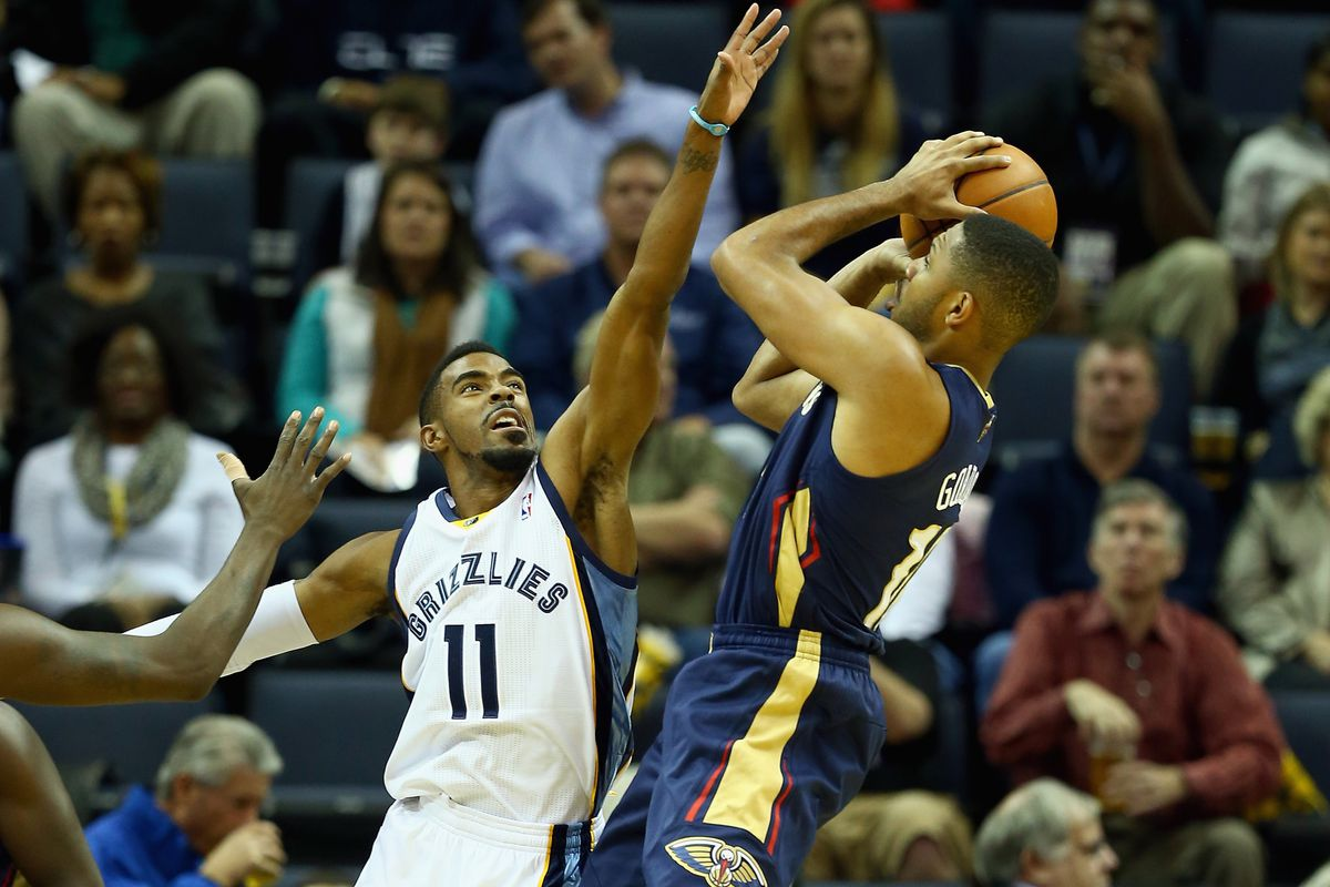 Conley vs. Holiday should be fun to watch tonight.