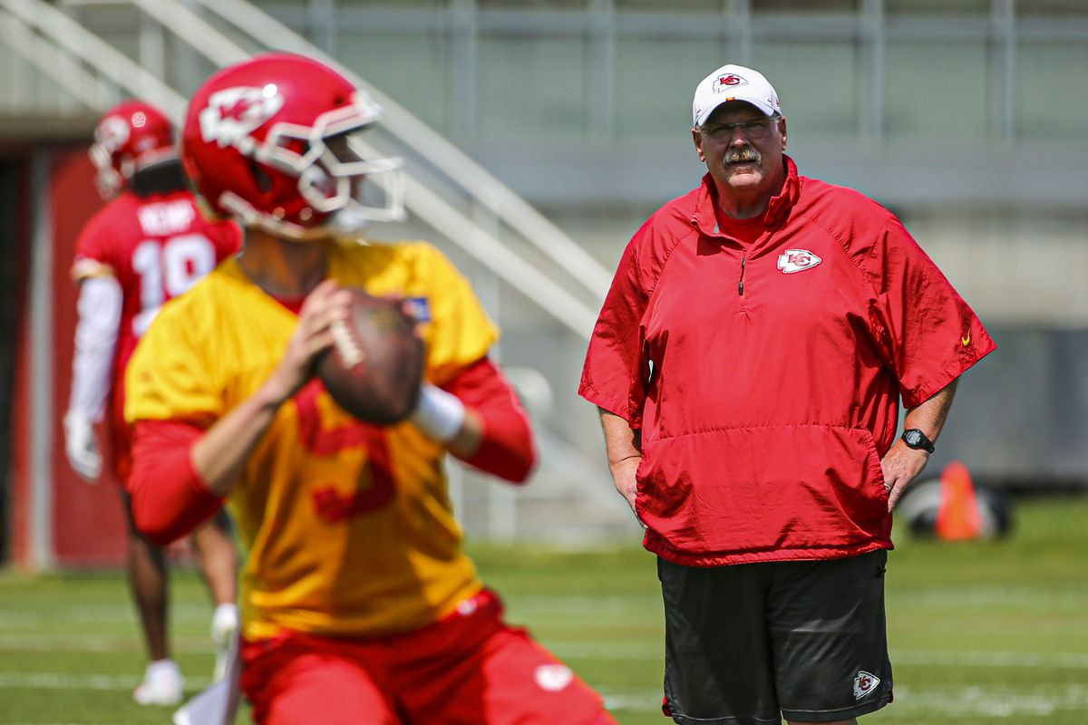 Chiefs mailbag: what is Andy Reid cooking up this season