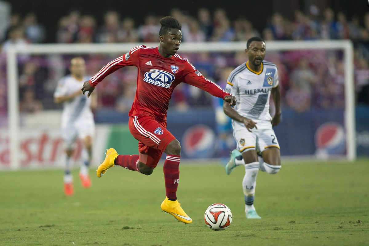 Castillo put home the winner that kept the Galaxy from surging ahead in the standings.
