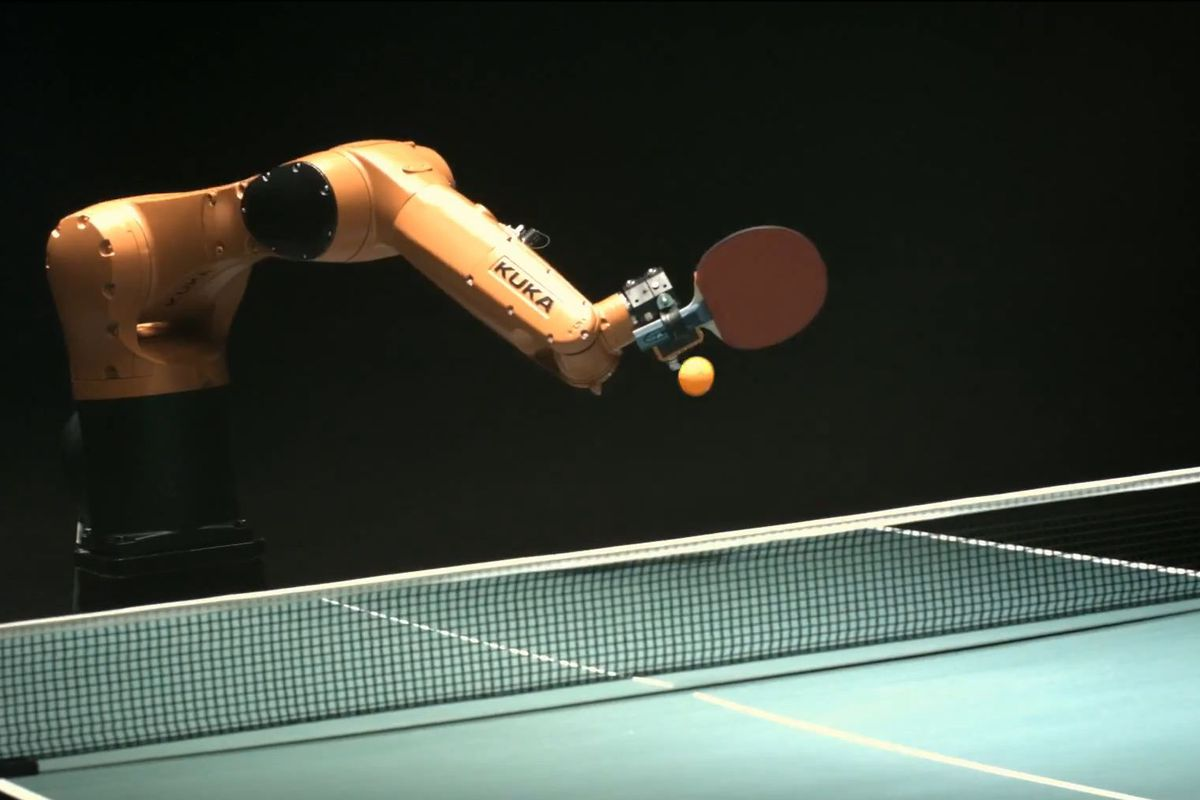 difference between tennis and table tennis