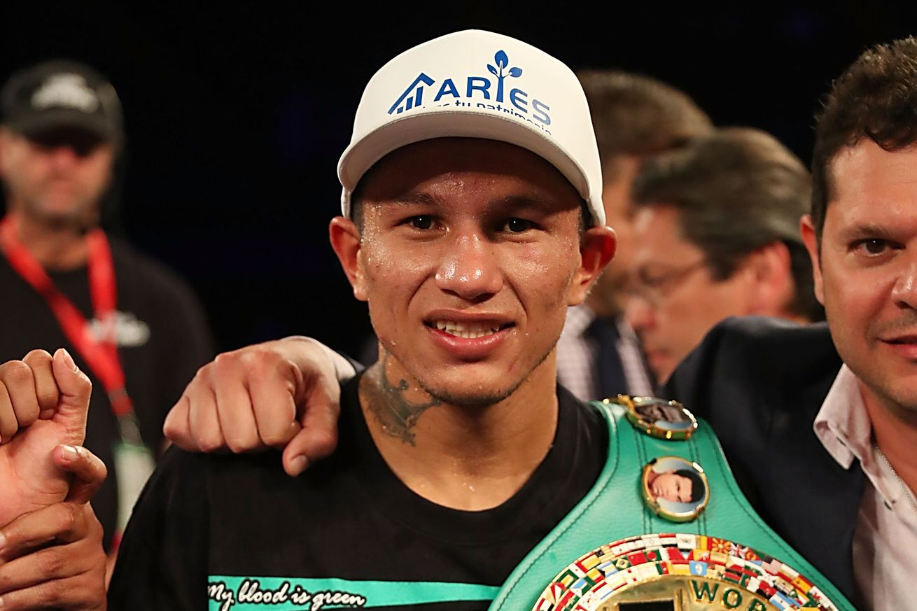 815225786.0 - Who is the most underrated boxer in the sport today?