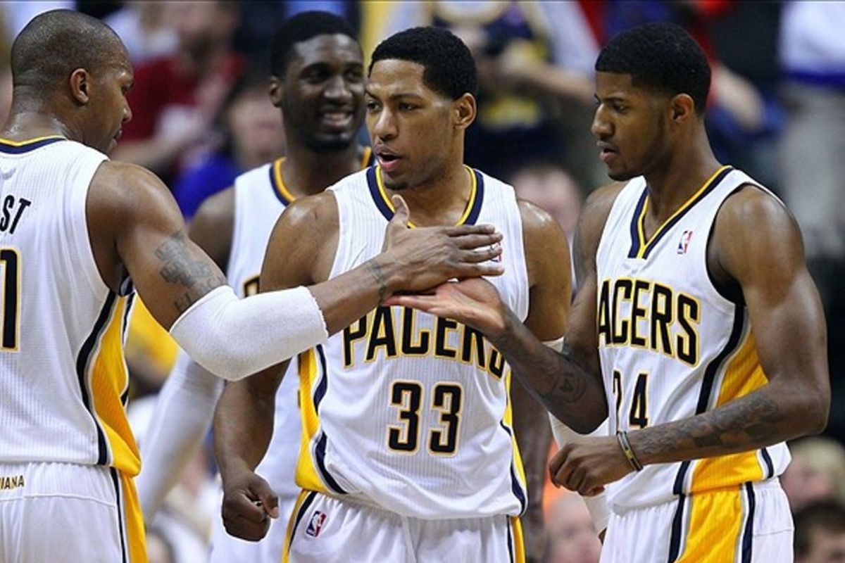 2013 Indiana Pacers roster: Danny Granger, revamped bench