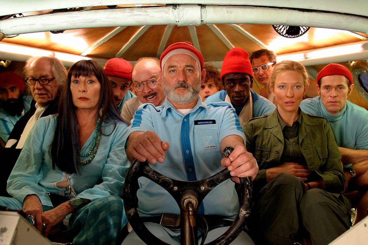 The Life Aquatic might not be Wes Anderson's best film. But it is his  greatest. - Vox