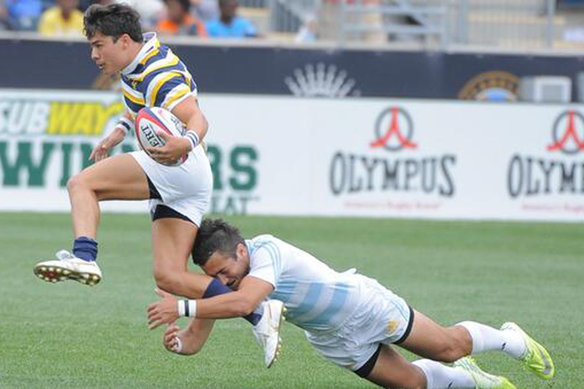 UCLA and the rest of the PAC Rugby Conference still can't catch up to Cal