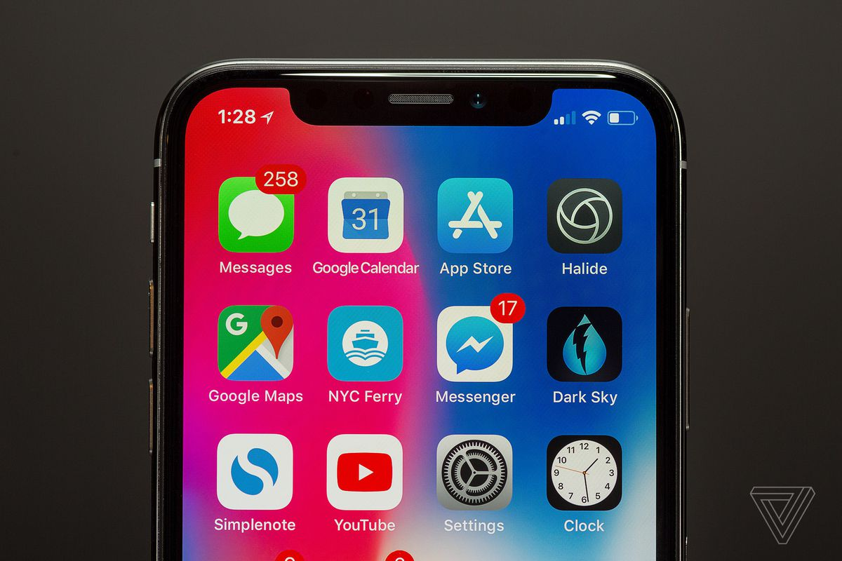 new iphone xs wont update apps
