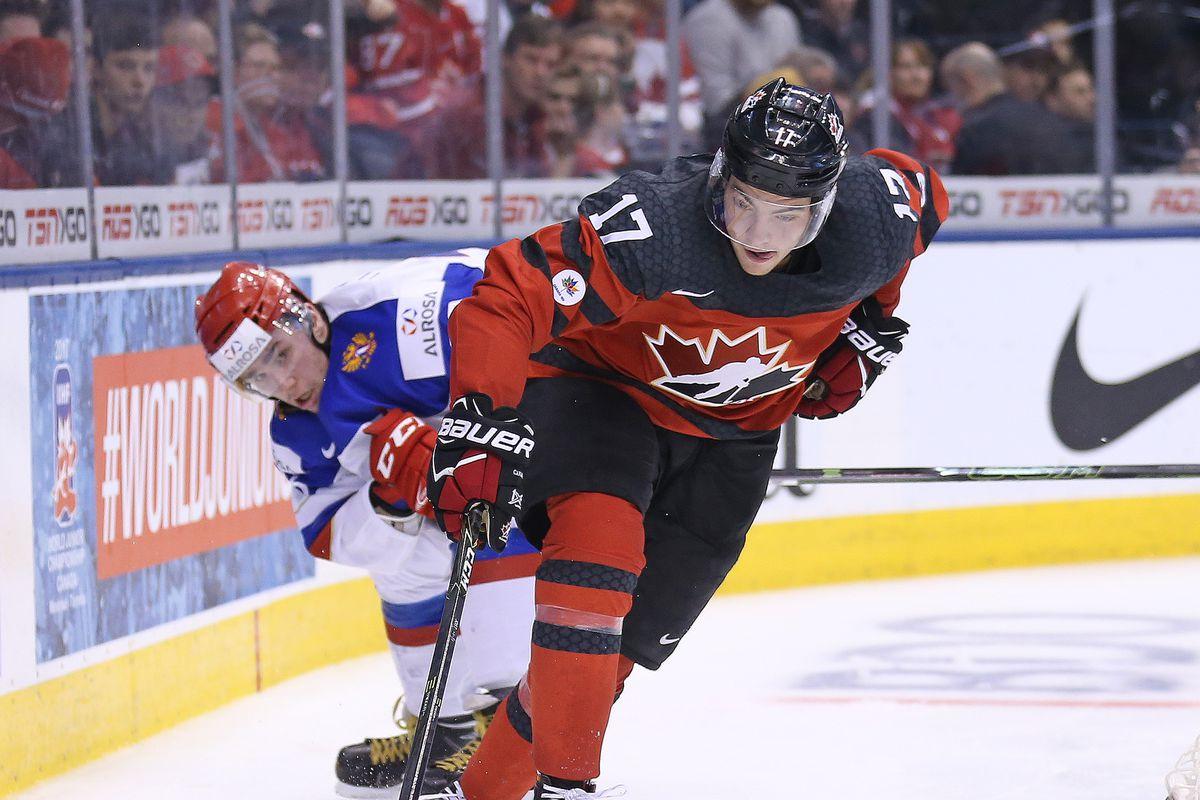 Canada v Russia - 2017 IIHF World Junior Championship