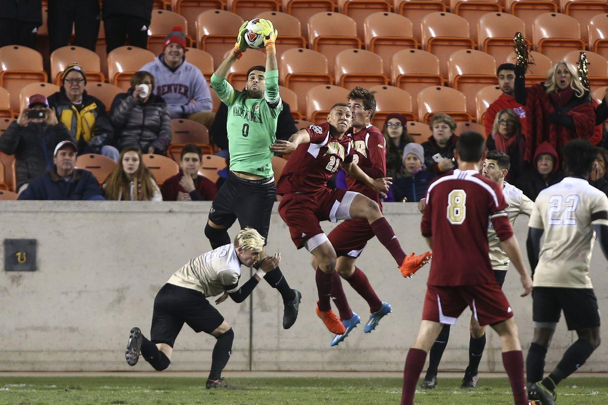 NCAA Soccer: Men's College Cup-Wake Forest vs Denver