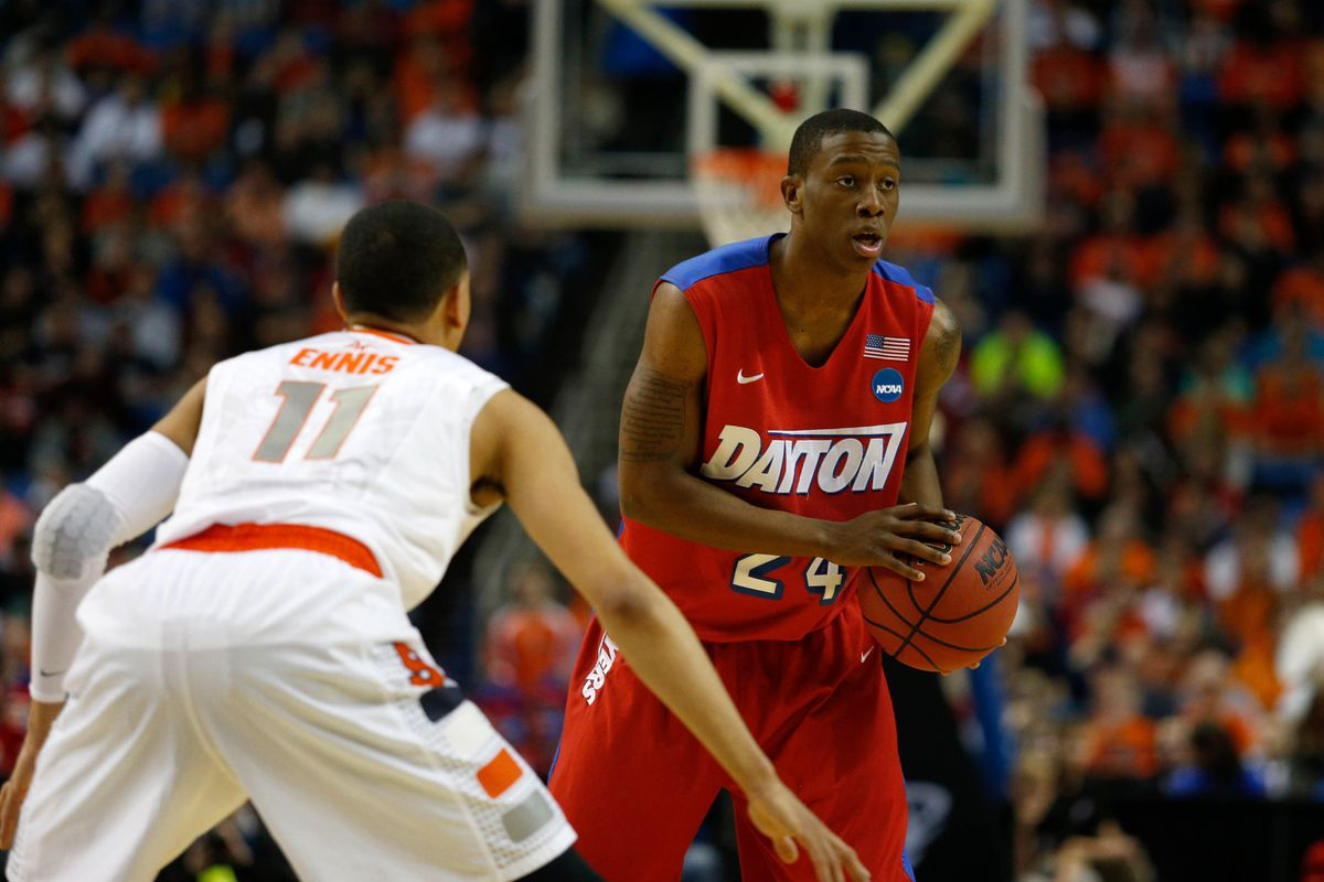 Eastern Michigan and Dayton is the marquee match-up of the day.