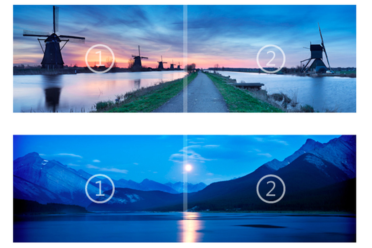 Microsoft improves Windows 8 themes with panorama wallpapers