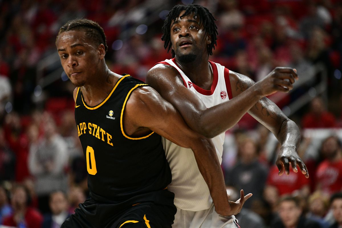 COLLEGE BASKETBALL: DEC 29 Appalachian State at NC State