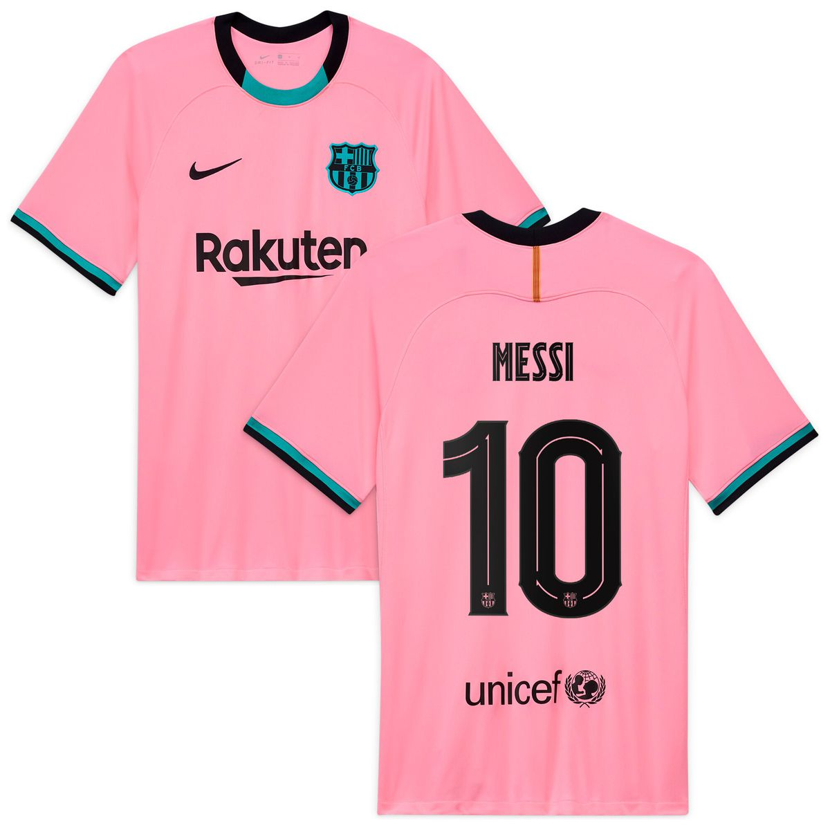 Download Fc Barcelona Jersey 2020/21 Messi