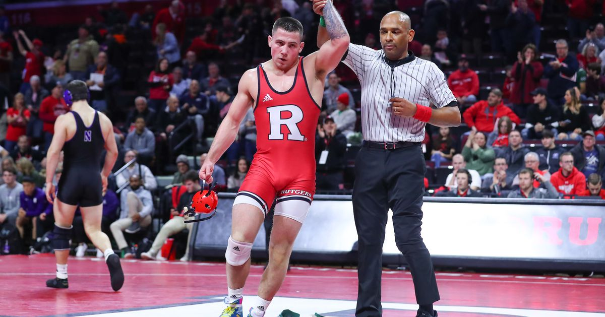 Match Preview: No. 25 Rutgers Wrestling vs. No. 14 Princeton