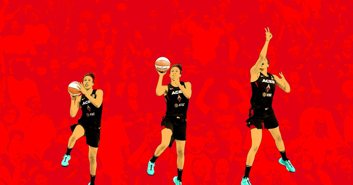 Every Great Thing About Dearica Hamby's Miracle Game-Winning 3 - The Ringer
