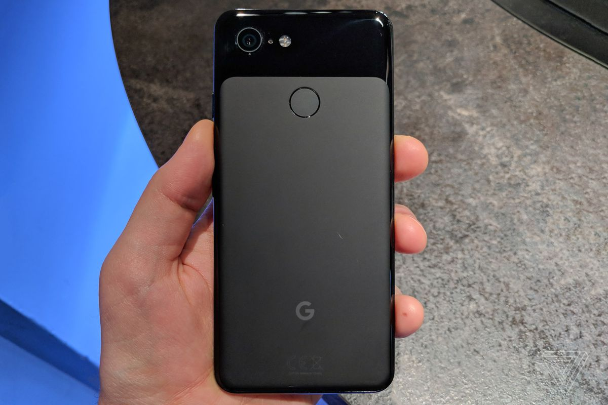 Google's all-glass Pixel 3 puts an end to the era of aluminum flagships - The Verge