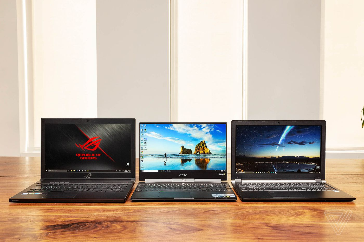 New Gaming Laptops Haven T Solved The Battery Life Problem The Verge