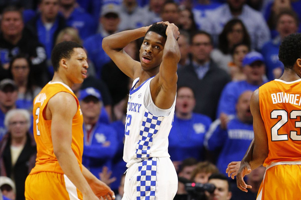 0eaa4a735c8 Looking at the week ahead for Tennessee Basketball: A trip to Rupp Arena  looms