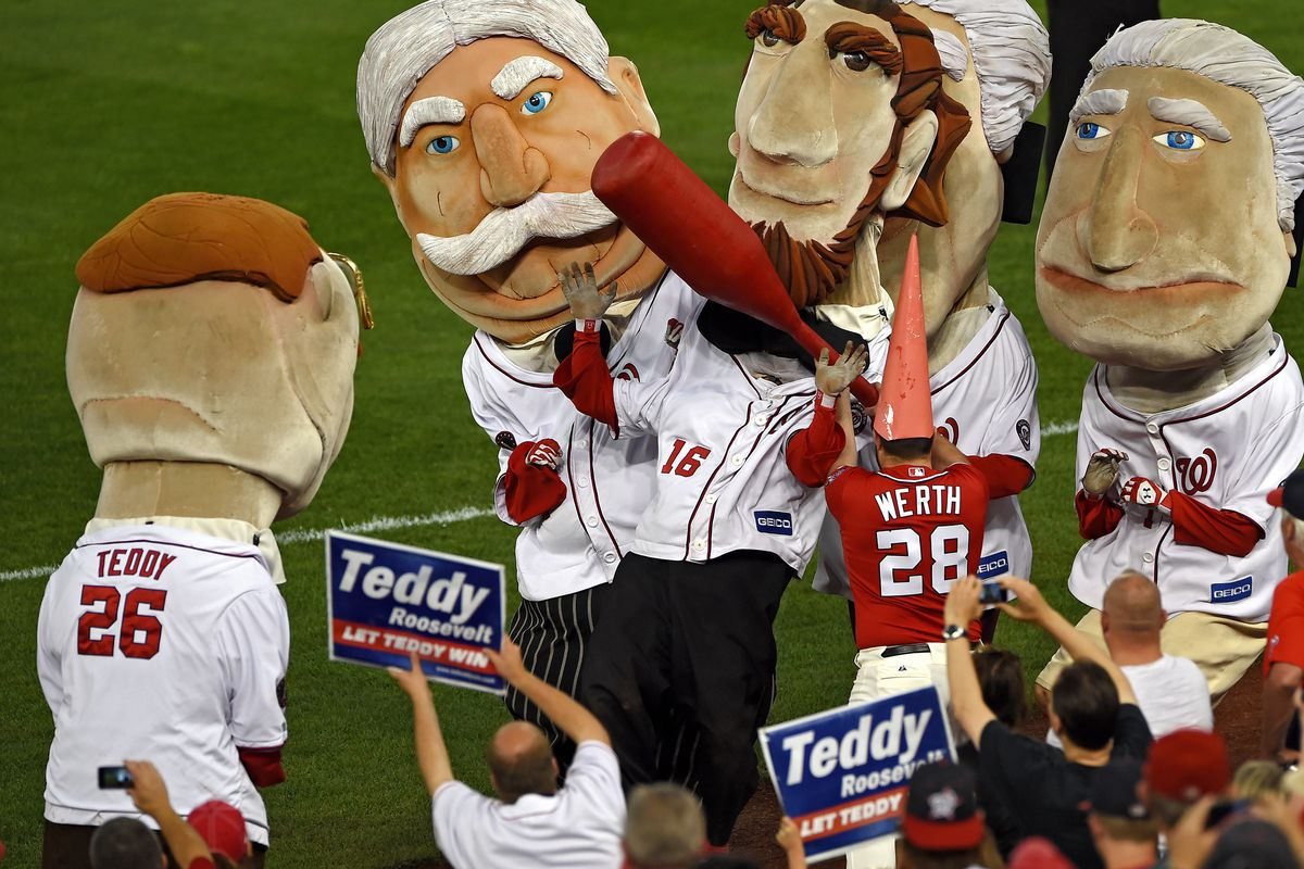 Nats offense, shown here (metaphorically).