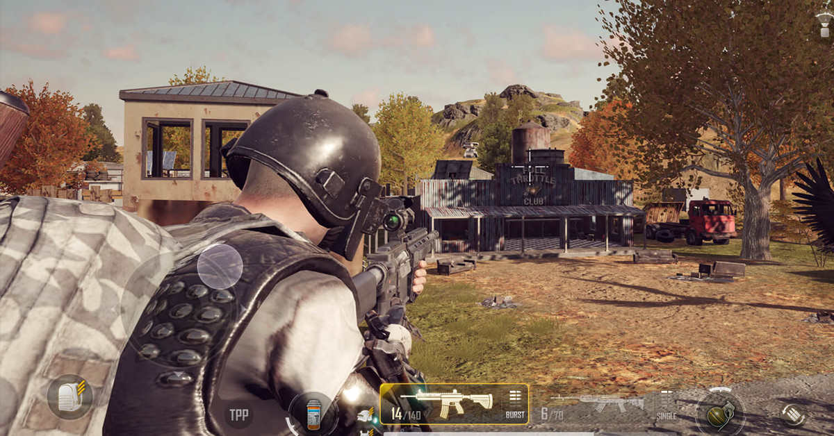 PUBG: New State is a futuristic mobile battle royale