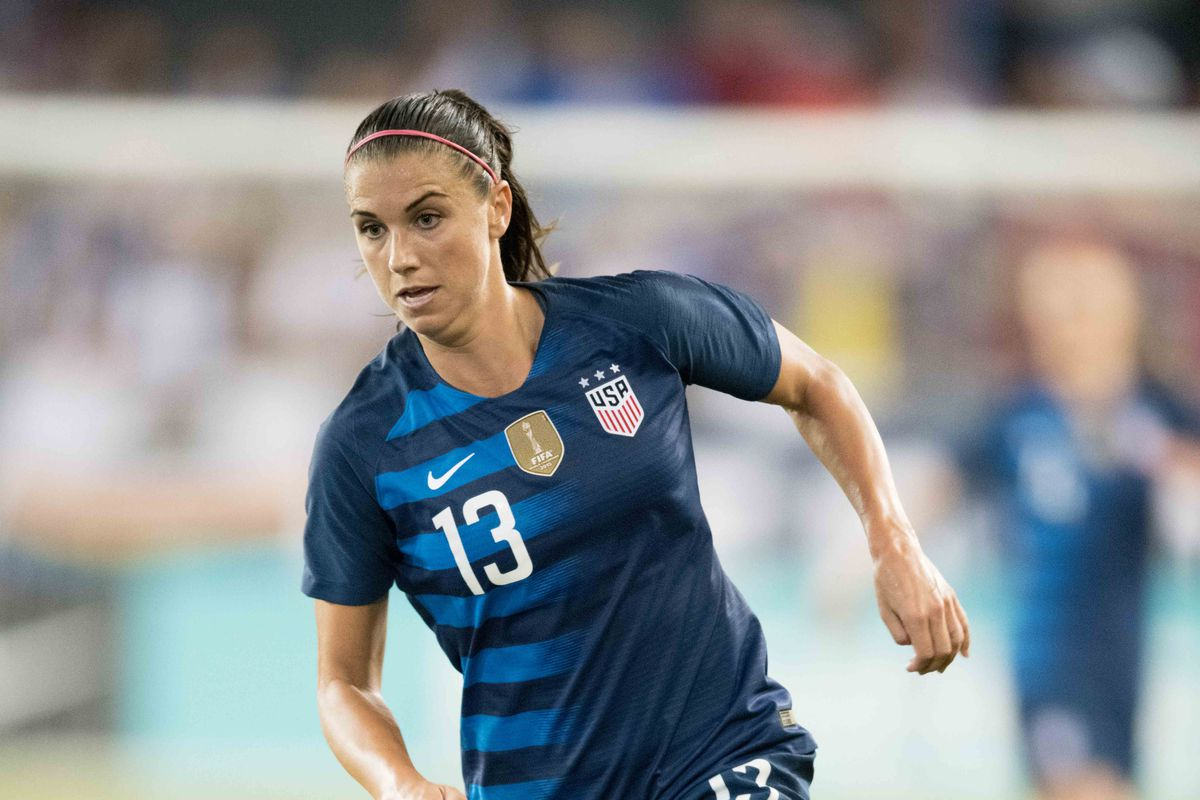 quite nice dbd15 845f5 Cal alum Alex Morgan captains USWNT to a 2019 Women's World ...