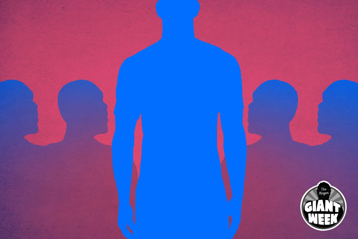 On Being a Giant - The Ringer