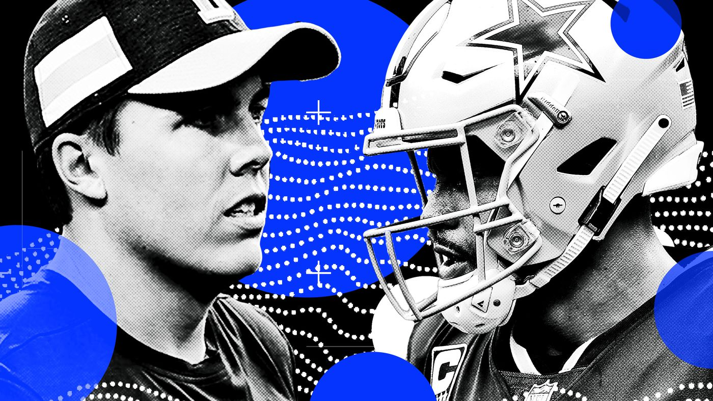 The Cowboys' Hopes Lie in the Hands of the NFL's Youngest Play-caller