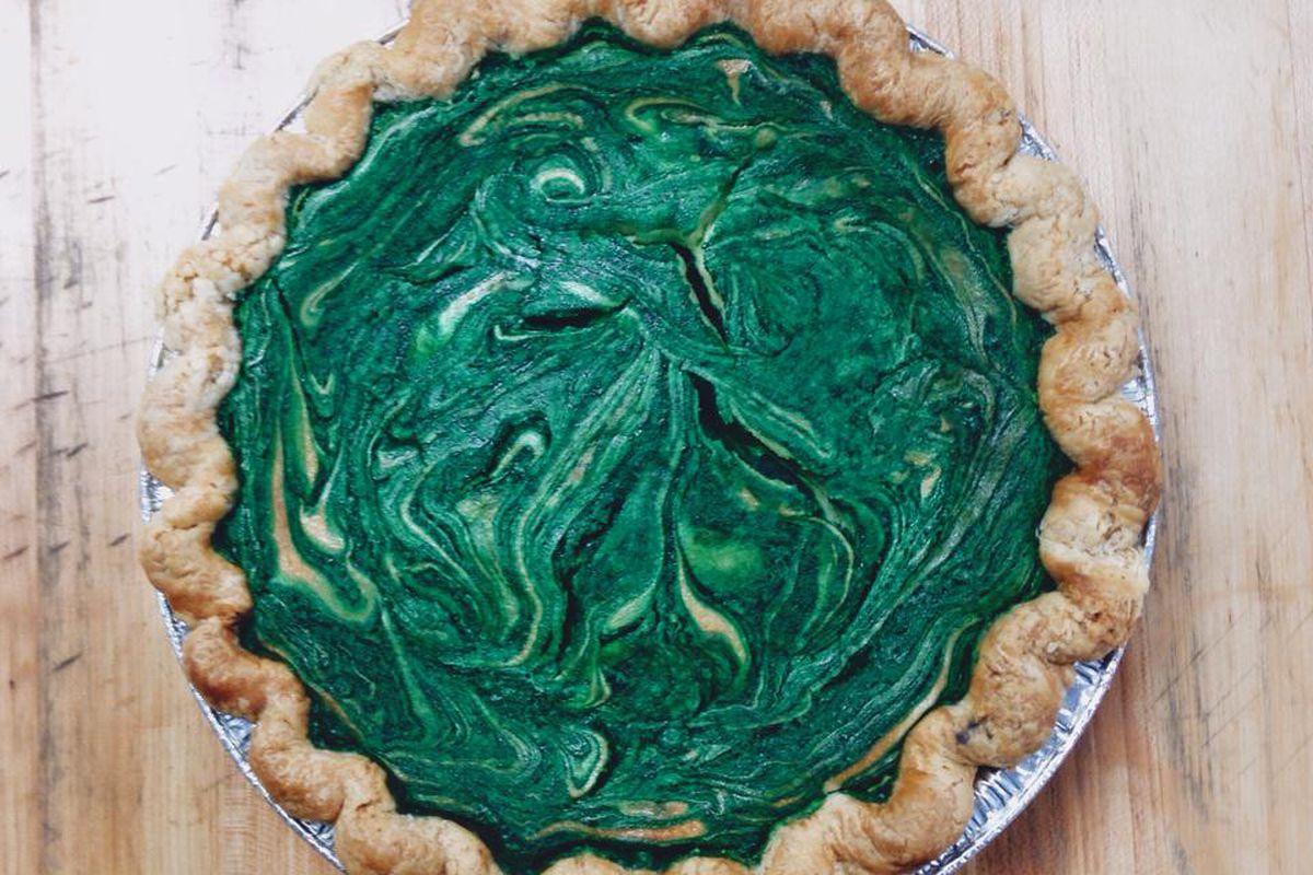 Emporium Pies goes green.
