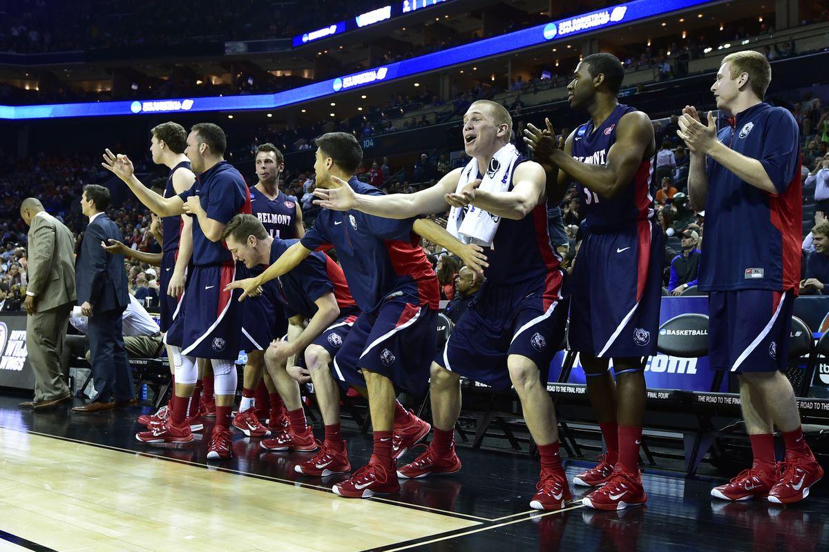 NCAA Basketball: NCAA Tournament-2nd Round-Virginia vs Belmont