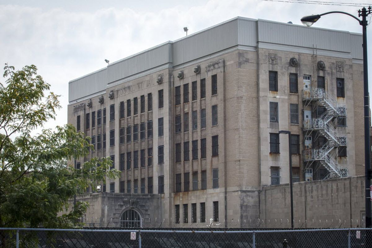 Cook County Jail on lockdown due to low staffing levels - Chicago
