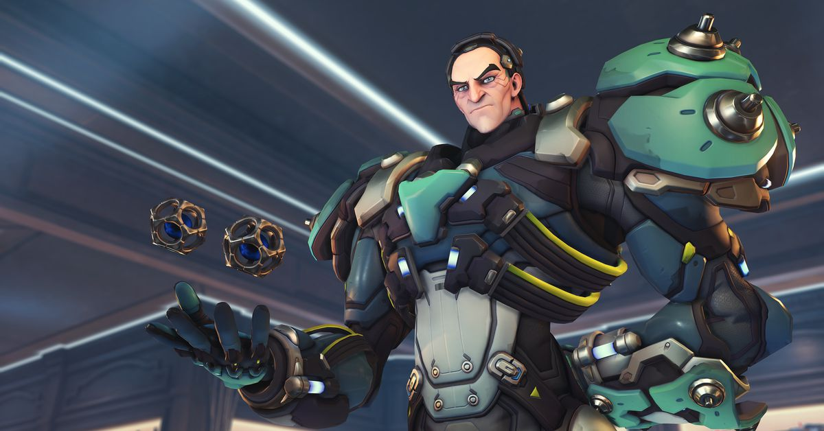 Overwatch patch adds Sigma and role queue to PC, PS4, Xbox One