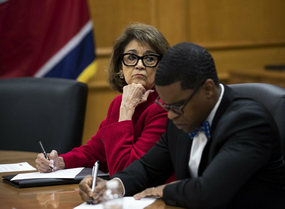 Sen. Dolores Gresham chairs the Senate Education Committee.