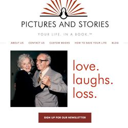 Tom and Alison Taylor are the owners of PicturesandStories.com. They help clients create custom books and videos.
