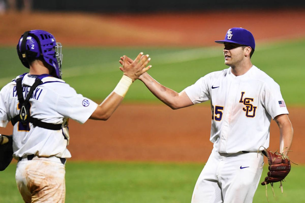 LSU beats Missouri 10-3 at SEC Tournament