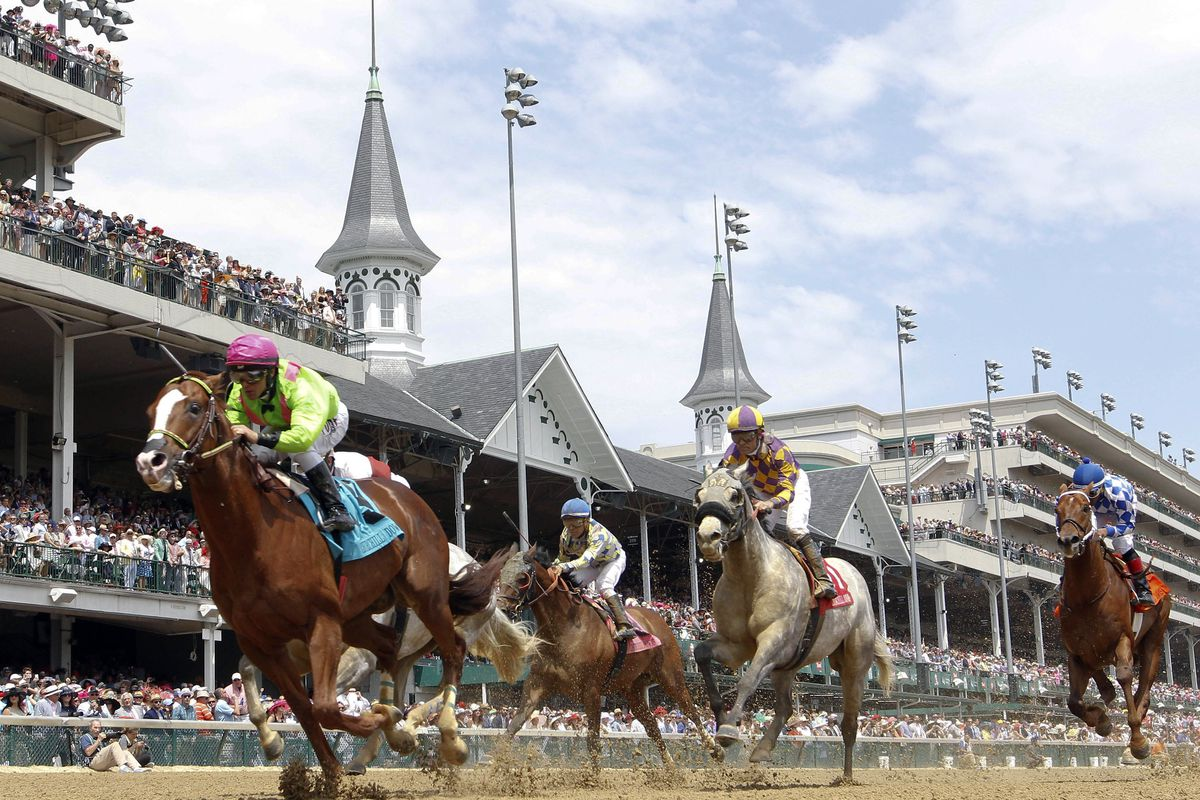 Horse Racing: 142nd Kentucky Derby