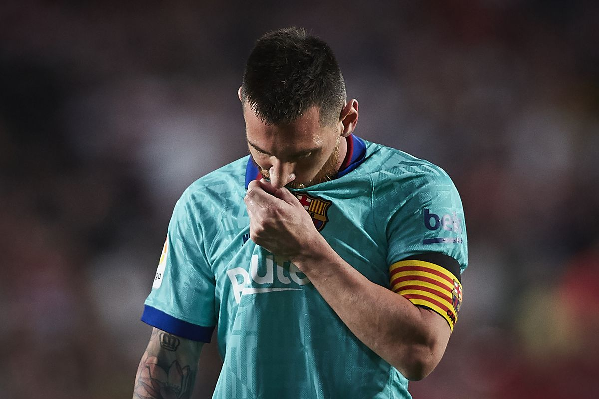 Three things we learned from Barcelona's defeat to Granada