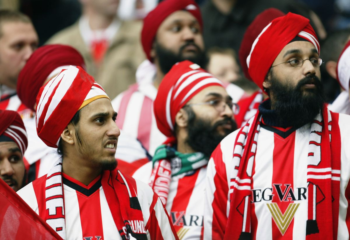FA Cup Semi-Final: Sunderland v Millwall