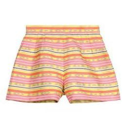 """<a href=""""http://www.thecorner.com/us/women/shorts_cod36340721ht.html""""> Carven striped shorts</a>, $635 thecorner.com"""
