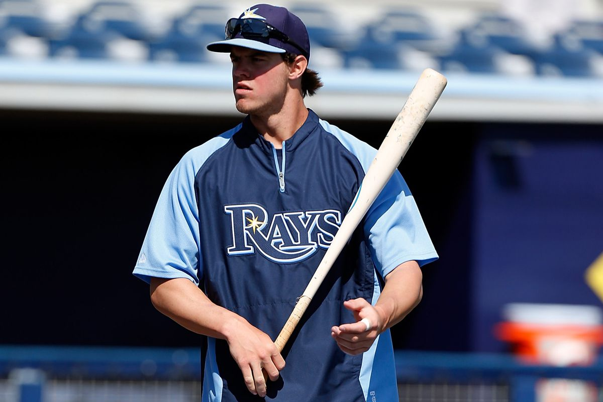 Wil Myers is one of several prospects the Rays are counting on for power