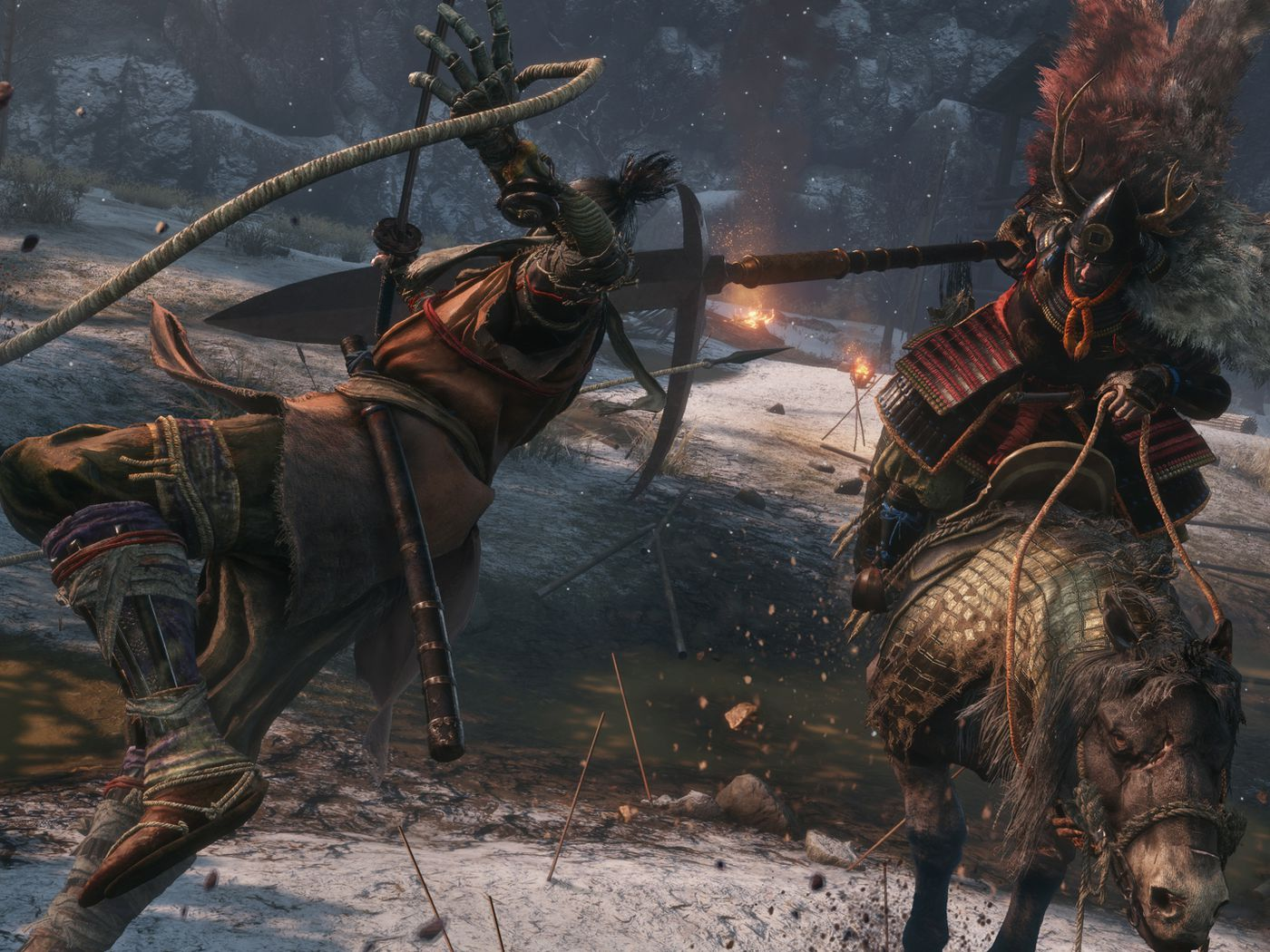 Sekiro 'easy mode' and more graphical options arrive on PC with a