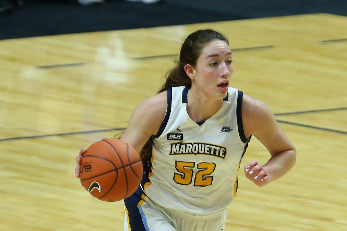 COLLEGE BASKETBALL: MAR 06 Big East Women's Basketball Tournament - Providence v Marquette
